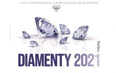Diamenty Forbesa 2021. BIOFEED w gronie najlepszych!