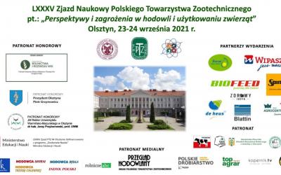 BIOFEED sponsorem LXXXV Zjazdu Naukowego Polskiego Towarzystwa Zootechnicznego